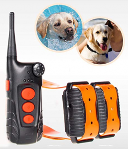 HomeDog TrainingBest Electric Dog Training Collars – Usage Guide Pet Resolve Dog Training Collar With Remote Best Electric Dog Training Collars – Usage Guide Facebook0 Twitter0 Pinterest0 Tumblr0 Electronic dog collars is a training system used to alarm your puppy to an undesirable behavior or to recover his attention during training. Though the use of remote training apparatus is somewhat controversial, if used correctly, they are a safe and effective instrument to promote good behavior in your dog. Based on reviews by people in 2016,2017,2018 we have listed the products which are highly in great demand and of high sales. Contents What Is An Electronic Dog Training Collar? Buyer's Guide Before Buying Electronic Collar Top Electric Collar For Dog Training Reviews 2019 Useful Tips To Use Electronic Dog Collar WHAT IS AN ELECTRONIC DOG TRAINING COLLAR? When you are looking to buy best electric dog collar you will typically get a collar that's fitted with a receiver and two contact points which deliver the stimulation. You will also receive a remote, which are available to accommodate your financial plan and instruction needs. The same as a mother dog can fix an unruly puppy using a fast sip to its throat, the such training collar provides only enough sensation to receive your pup's interest. This can be particularly helpful for specialized training such as for hunting dogs or K-9 authorities dogs. This practice often requires the handler to be at a larger distance from the dog for specific training jobs. Hunting, military and police dogs need dependable obedience training as a dog that decides to disregard his human in such situations could place himself in a perilous position. ARE ELECTRIC DOG COLLARS SAFE? Yes they are a completely secure and humane training tool to utilize your pet when they are used as recommended. There are conflicting opinions about the use of e-collars, however a lot of the resistance to using those devices describe instances where the collars 