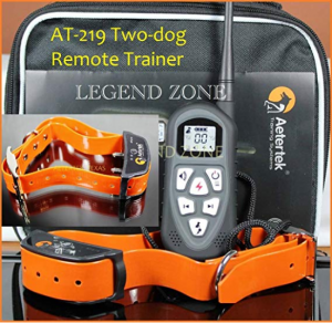 Aetertek at-219 Dog Shock Collar