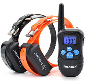 Petrainer Remote Shock Training Collar