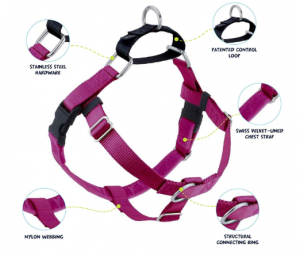 2 Hounds No-Pull Dog Harness Medium - XX-Large