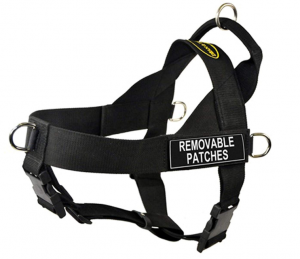 DT universal no pull dog harness