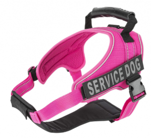 NO PULL SERVICE DOG HARNESS