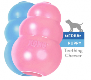Kong Puppy Chew Treat Toy Reviews