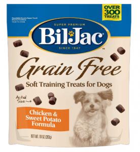 Bil Jac Grain Free Soft Dog Training Treats