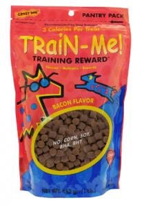 Crazy Dog Train Me Treats Recall