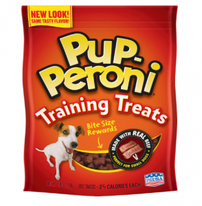 Pup Peroni Training Treats